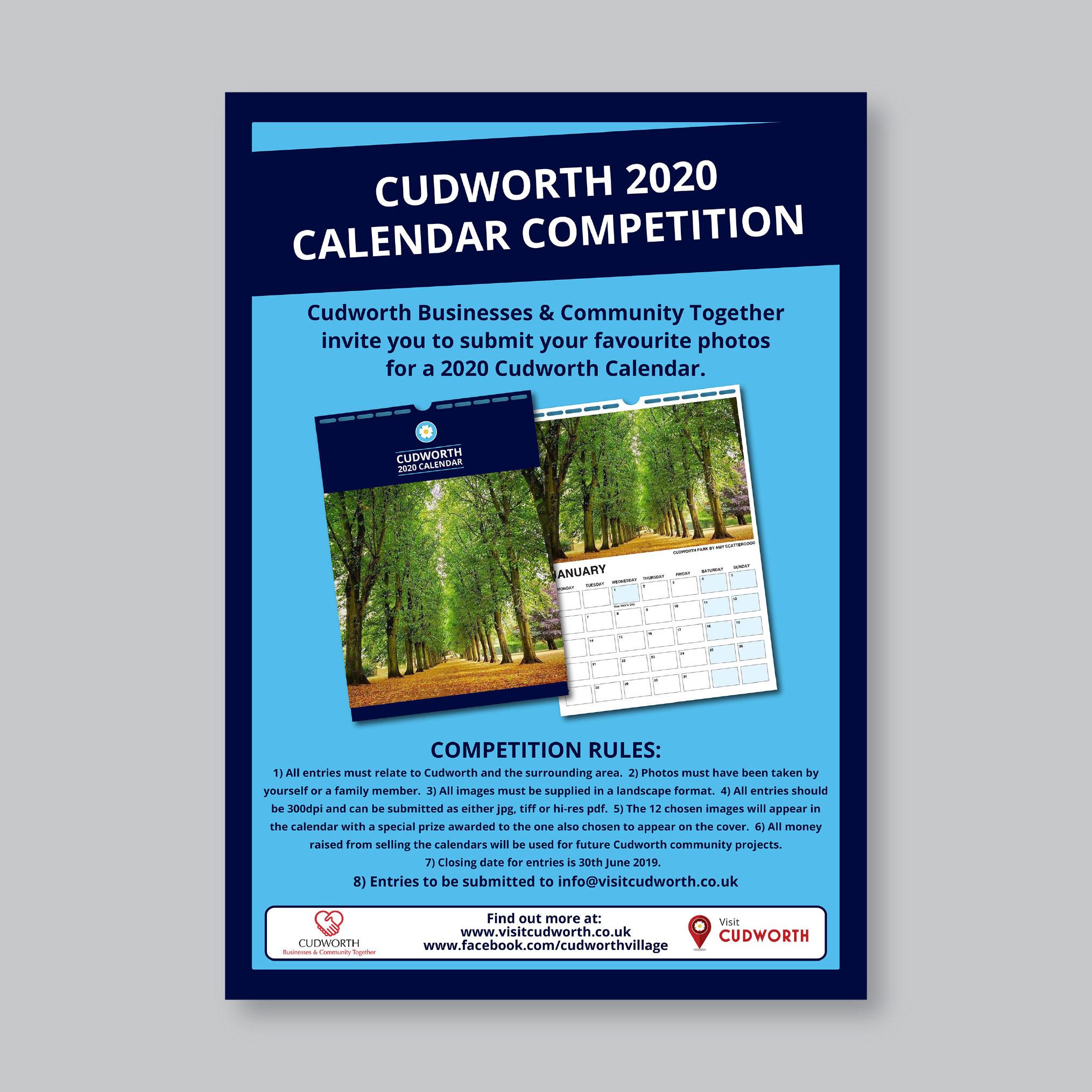 Cudworth Calendar