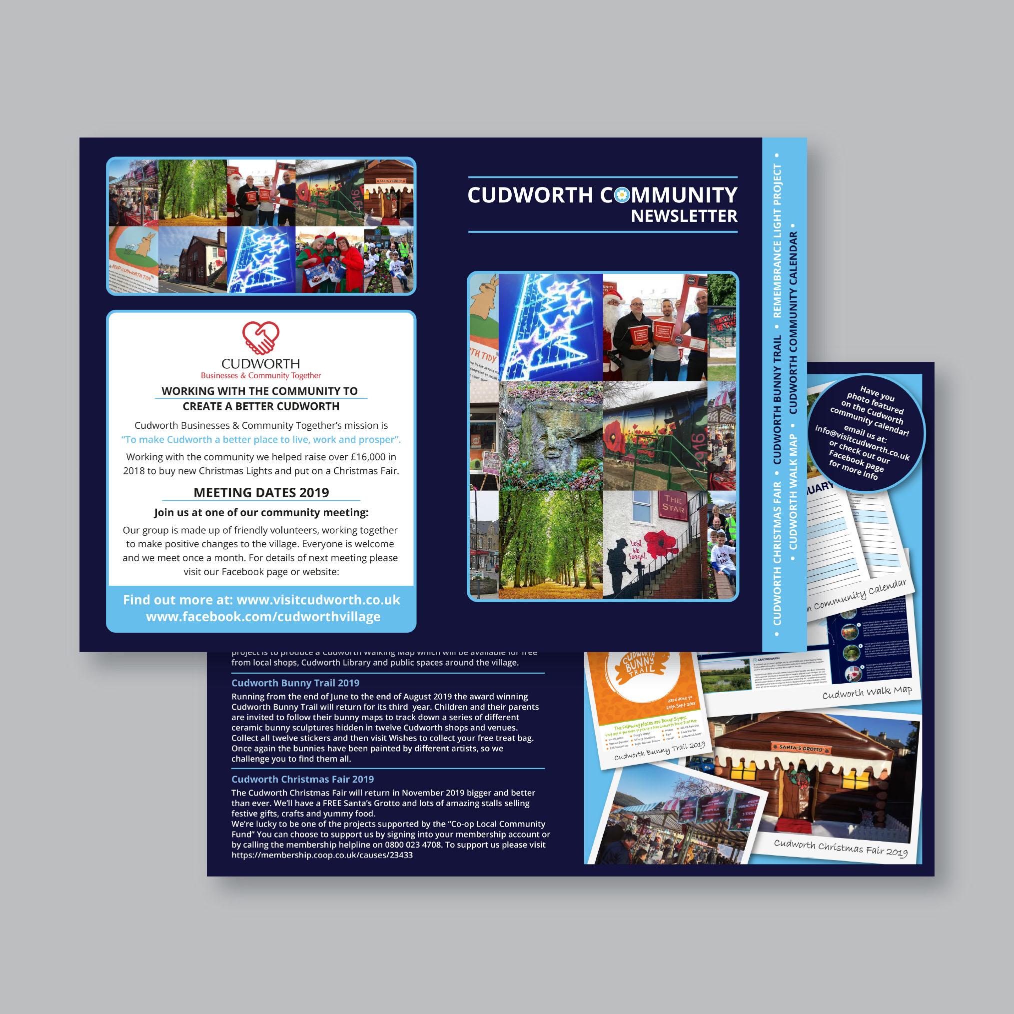 Cudworth Community Leaflet