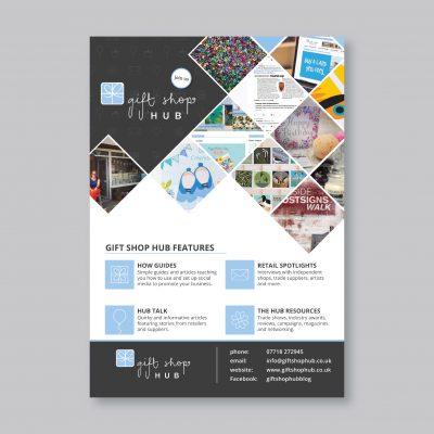 Gift Shop Hub Flyer