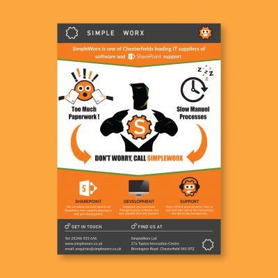Simple Worx Flyer