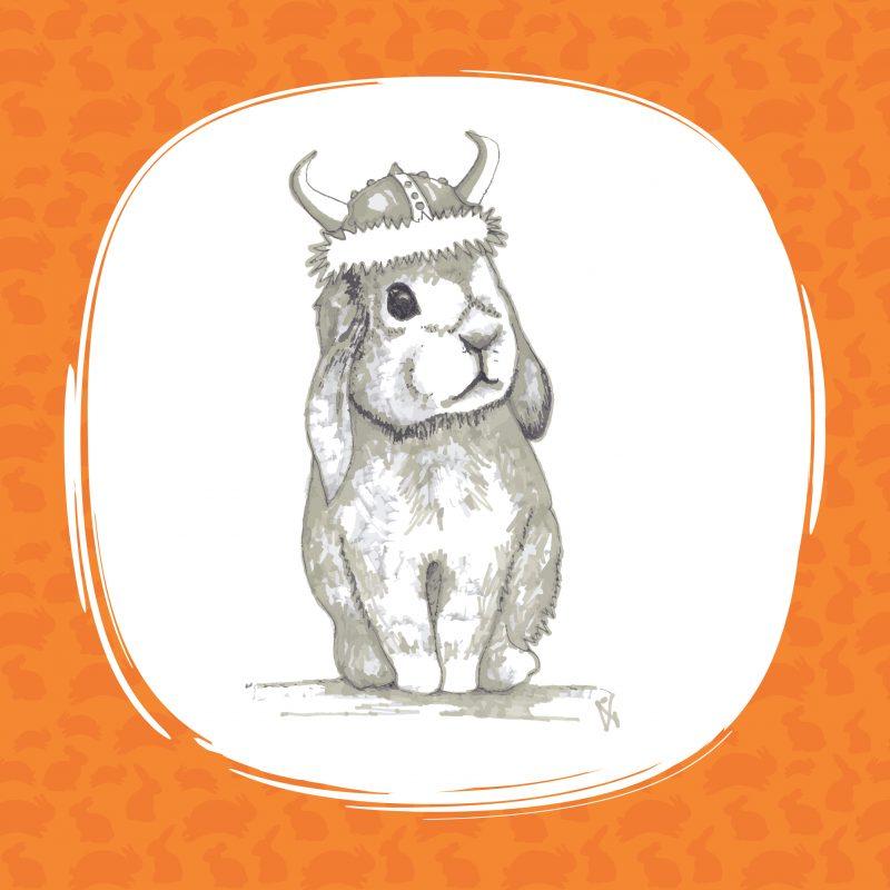 Viking Bunny